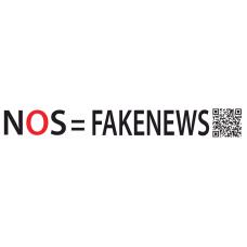 SPANDOEK -  971020 - NOS IS FAKE NEWS