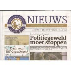OPN - Onafhankelijke Pers Nederland - Jaargang 1 - Editie 3 - 10 stuks - brievenbus doosje