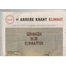 De andere krant - Gevangen in de Klimaatfuik - 10 stuks - Brievenbusdoosje