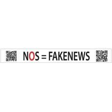 Stickers - 973040-05 - NOS = FakeNews - Set van 100 stickers