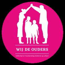 Button - Wij de ouders – Collectief ter bescherming kinderen op school - Downloadbaar