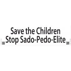 SPANDOEK - Save the Children - Stop Sado - Pedo - Elite